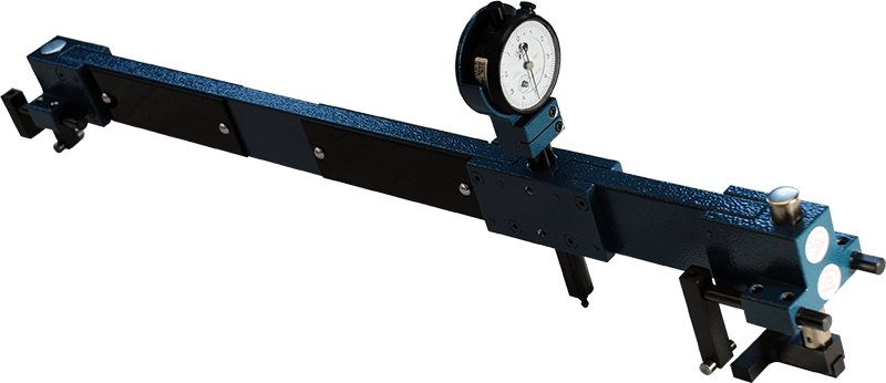 Extended End Block Frame Large Diameter Gage