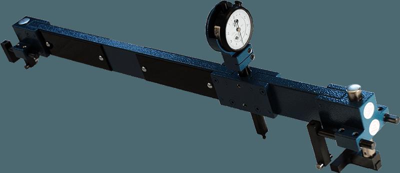 Extended End Block Frame Large Diameter Gage