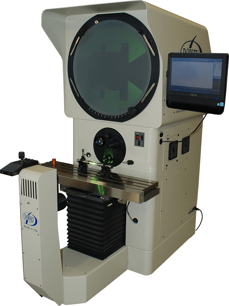 24P Optical Comparator