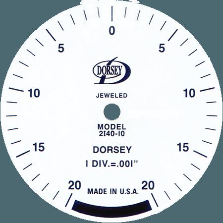 2I40-10 Dial Indicator