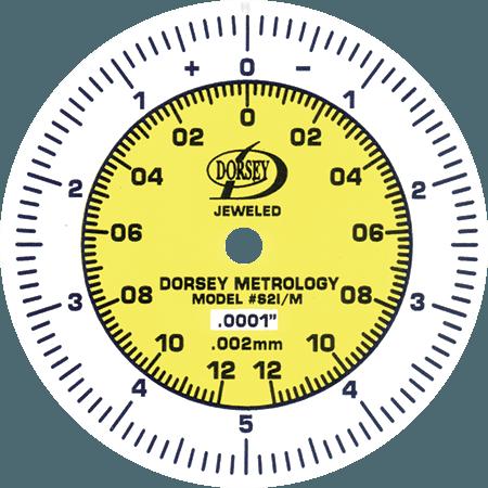 S2I/M Dial Indicator