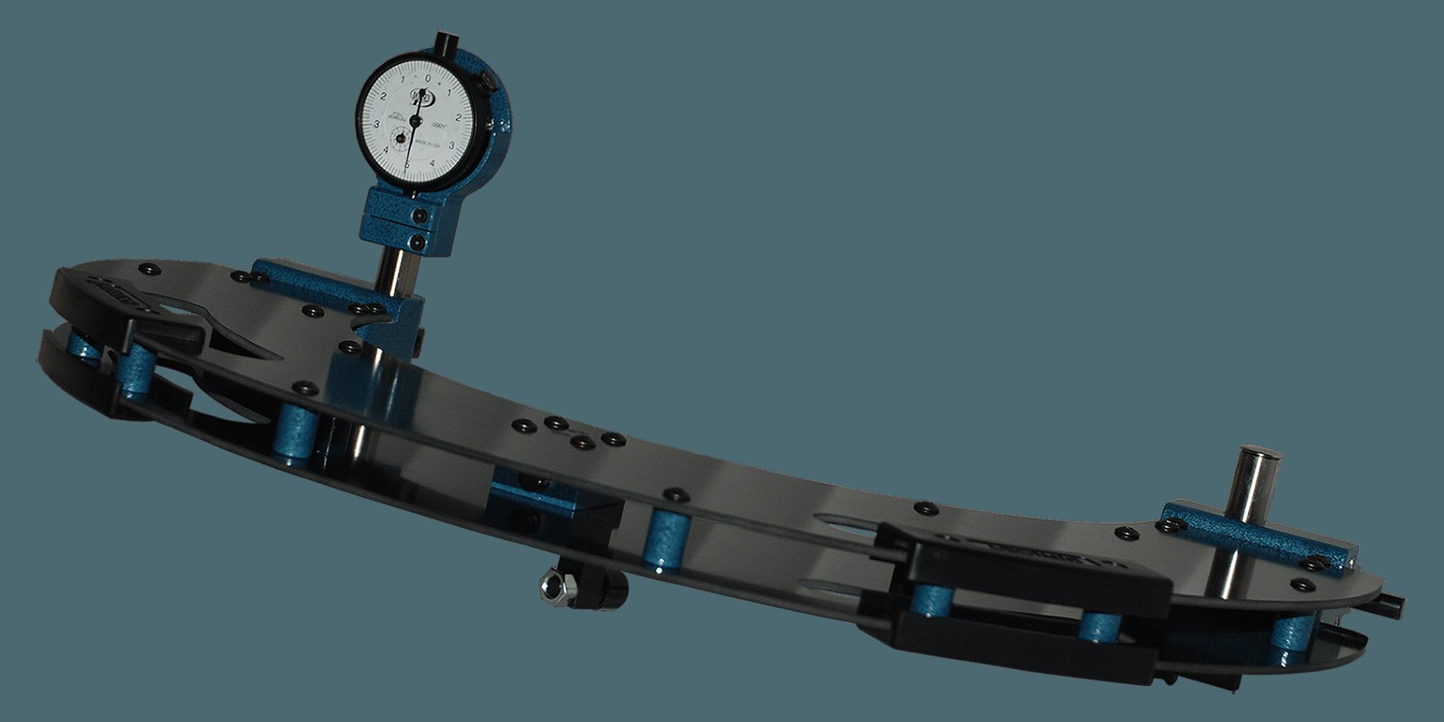 Carbon Fiber C Frame Large Diameter Gage